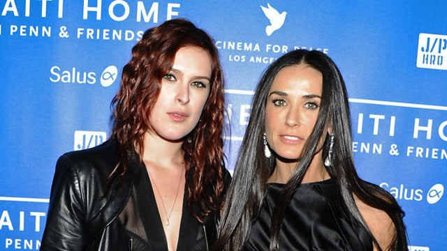 Demi Moore's 911 Call Reveals Her Daughter Was There When She Collapsed