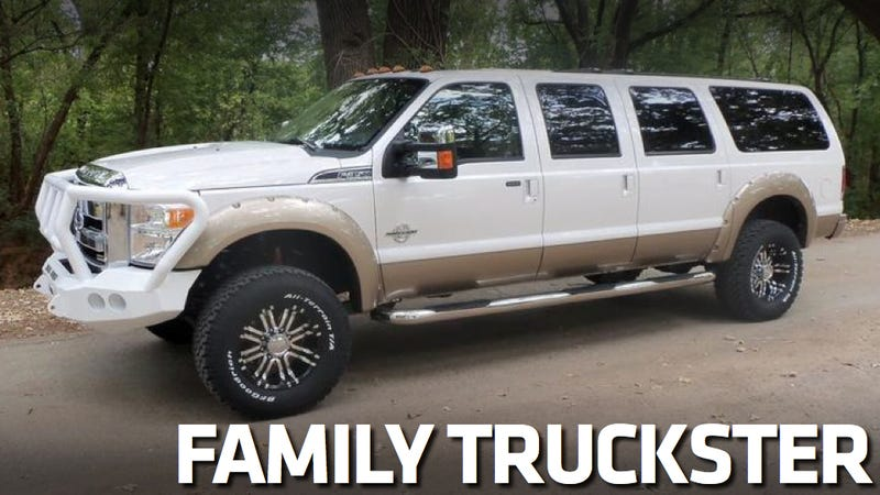 Canadian Border Officials Confiscated This Family's Custom Kid Hauler