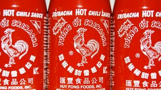 A Company is Making Sriracha Beer, Is Probably Trying to Kill Me