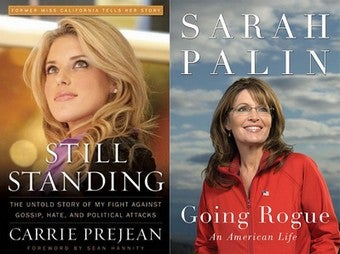 """Palinizing"" Prejean, Prejeanizing Palin: Two Conservative Women Look Out For #1"