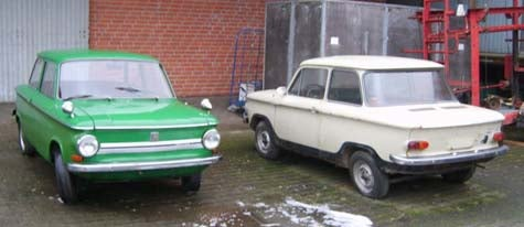 Make Mein Prinz! 2-for-1 NSU Prinz Deal on eBay!