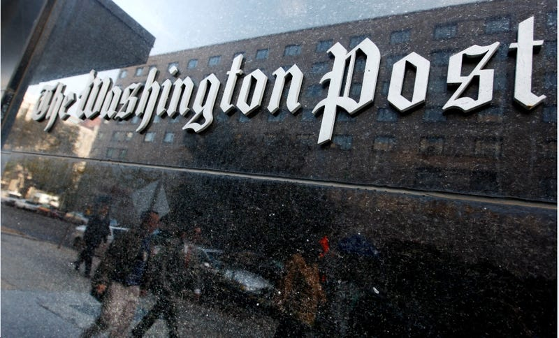 Washington Post's Harshest Critic Goes to Work for Washington Post
