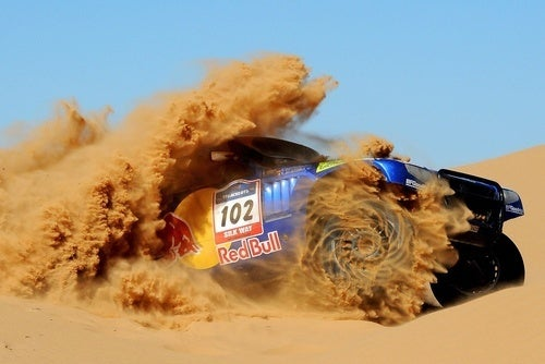Screw Paris, Here's Some Desert Rally Pr0n