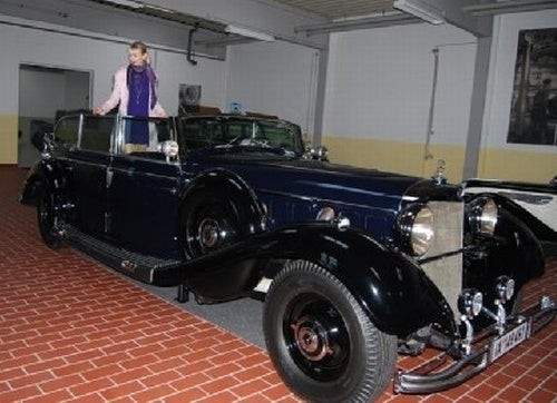 Russian Billionaire Buys Hitler's Mercedes For Between $6 And $15 Million
