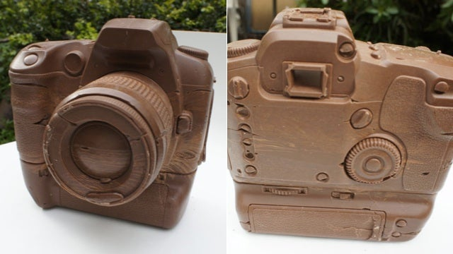 This DSLR Really Is Good Enough to Eat