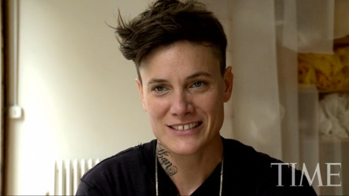 Meet Casey Legler, the Woman Who Works as a Male Model