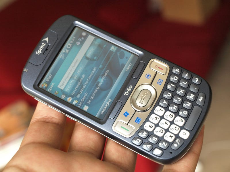 Lightning Review: Palm Treo 800w Smartphone