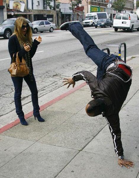Fergie & Friend Break It Down