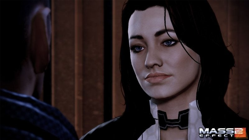 The Thoughts Behind Miranda's Behind in Mass Effect 2