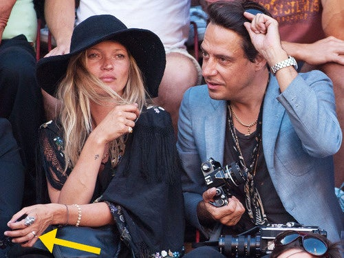 Kate Moss' Barefoot Wedding in Sicily, and Other Nauseatingly Adorable Tales