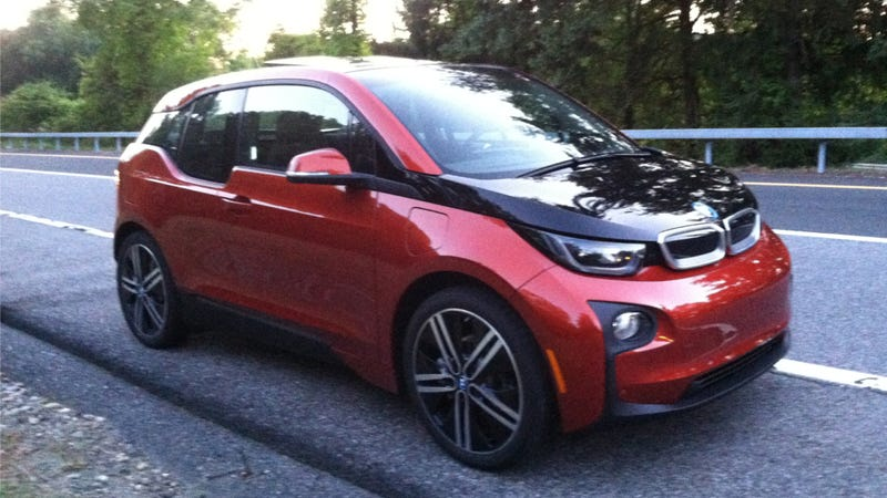 Poor Little BMW i3 Gives Up, Is Abandoned In NY Suburbs