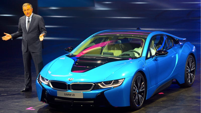 Four Just-Unveiled Cars That Are Better Than Any New iPhone