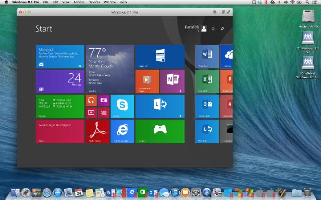 Parallels Desktop 10 Makes Running Windows on a Mac Less Annoying