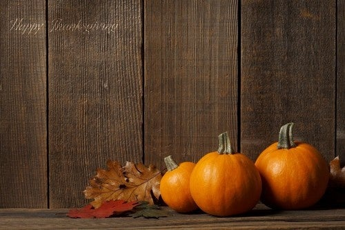 Wallpaper Roundup: Turkey Time and Pumpkin Pie