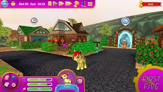 The Magical First Five Minutes Of <i>Pony World 3</i>