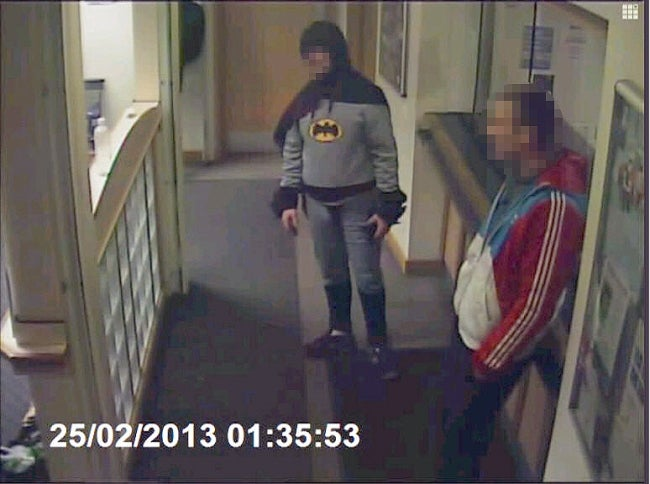 Man Dressed As Batman Drops Wanted Criminal Off at Police Station, Then Disappears Into the Night