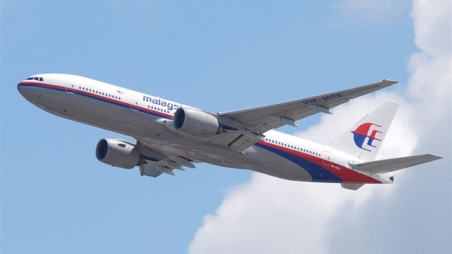 Malaysian PM Says Flight MH370 Crashed In Indian Ocean, No Survivors