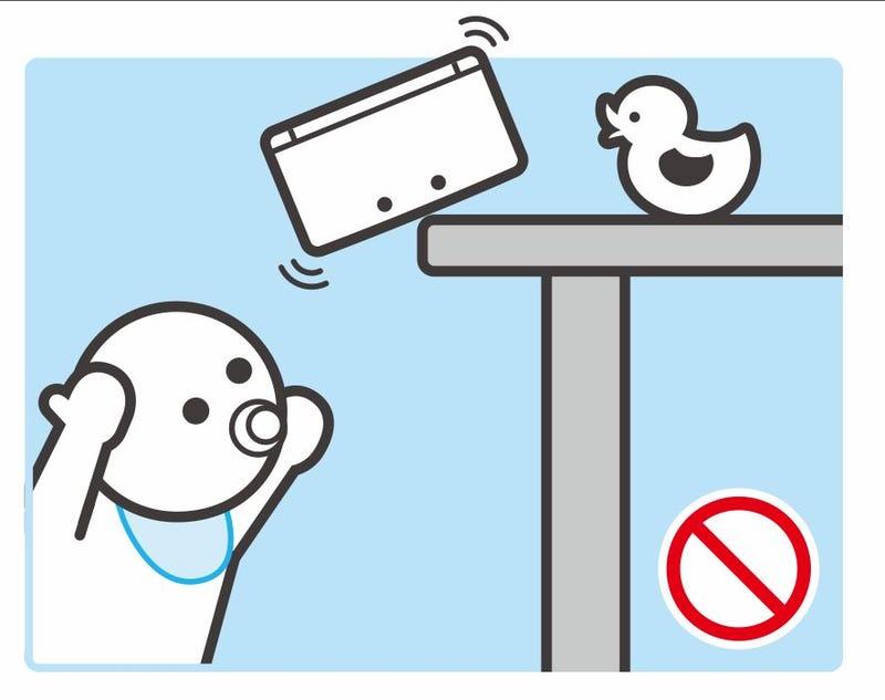 Kotaku 'Shop Contest: 3DS Warnings