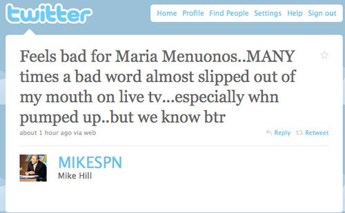 """An Illustrated Timeline Of The Maria Menounos """"Shit Talking"""" Crisis"""