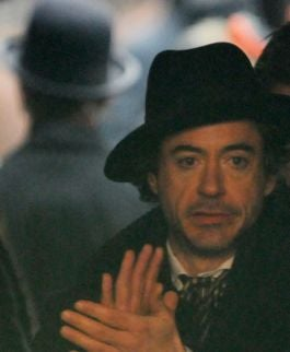 Sherlock Holmes and the Return of the Mystery