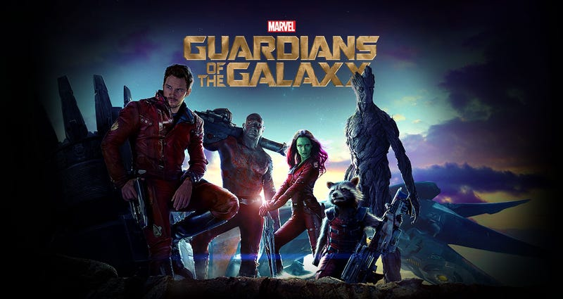 GOTG is the first Marvel movie written by woman