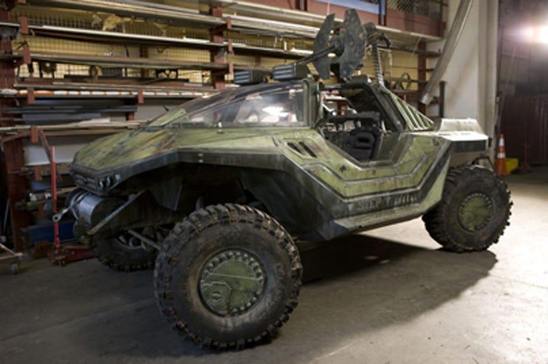 This Guy Has Driven A Real, Working Warthog