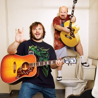 Play Tenacious D On Rock Rock Band 2