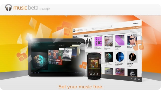 Google Music to Labels: With or Without You