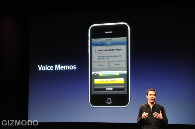 iPhone 3.0 OS To Bring MMS Messaging To 3G Phones