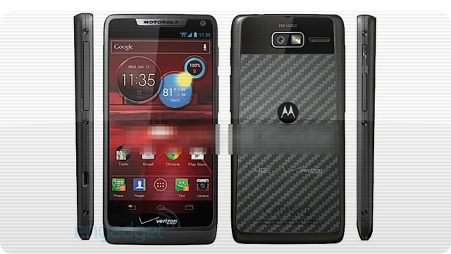 If This Is Motorola's Next Droid Razr It's Pretty Disappointing