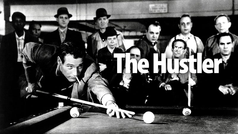 The Hustler: Sometimes Winning Doesn't Mean Shit