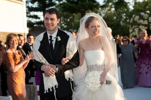 """It's Our Royalty"": The Details Of Chelsea's Wedding Day"
