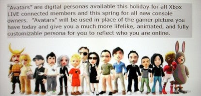 Leak Seems to Confirm Xbox Live Avatars On the Way