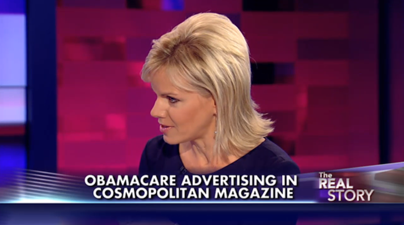 Gretchen Carlson Explores the Suspicious Obamacare/Cosmo Connection