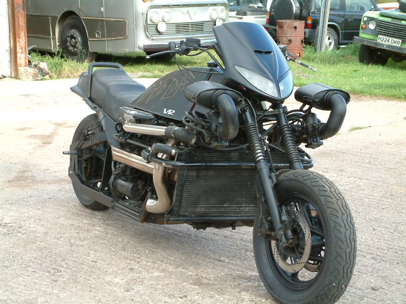 What's The Best Jaguar V-12 Powered Cycle?