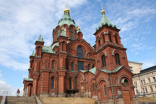 500 Helsinki Homes to be Heated by Cathedral's Underground Servers