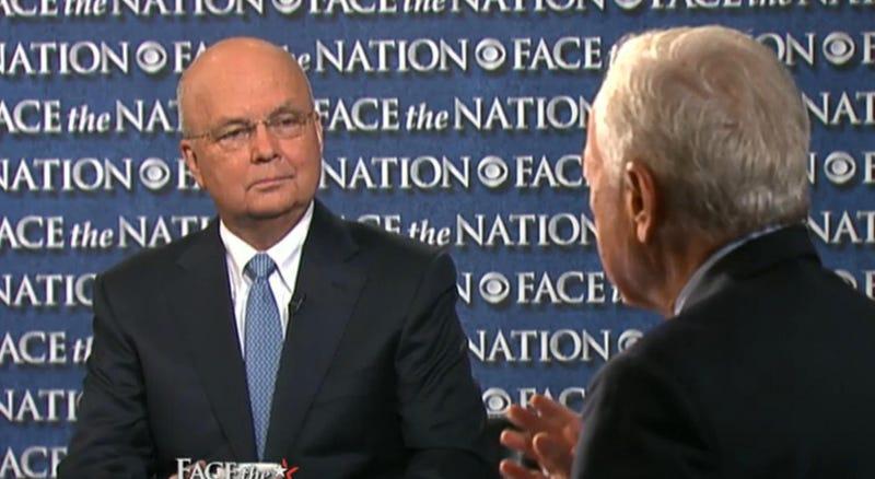 Bob Schieffer's NSA Farce