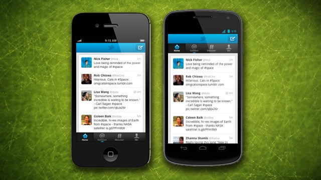 Twitter for iOS and Android Get a New Interface and the New Features of the Desktop Versions