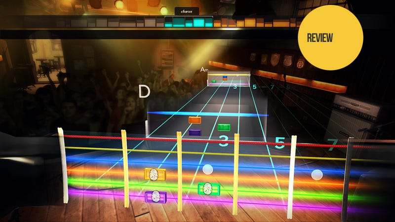 Rocksmith: The Kotaku Review