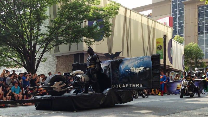 Vehicles Of The 2013 DragonCon Parade - Photo Dump