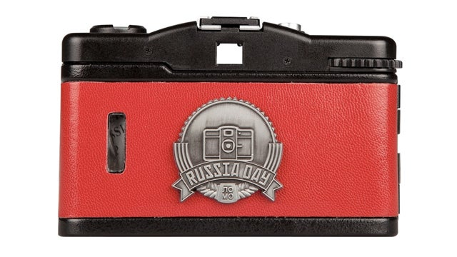 Lomography Paints the Town (Well, the LC-A+) Red For Russia Day