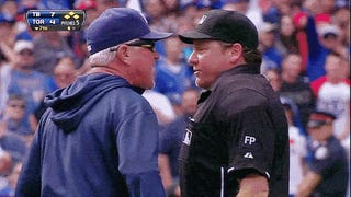 A Lip Reader Deciphers The Rest Of 2013's Manager-Umpire Fights