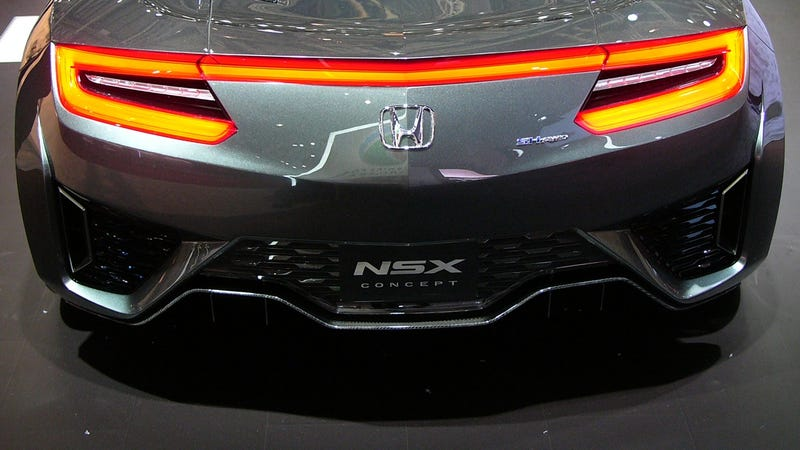 All Quiet On The NSX Front