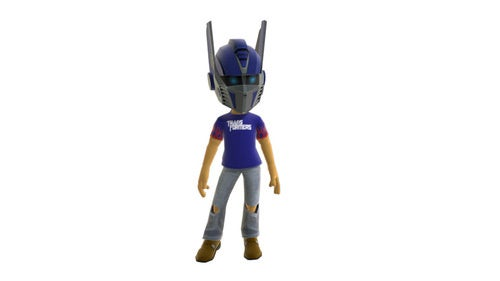 Megatron Can Smell Your Xbox Live Avatar, Boy