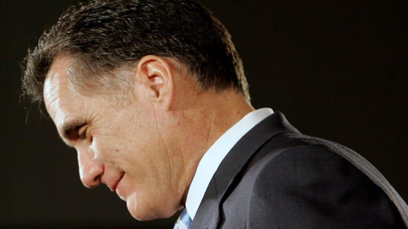 Mitt Romney Might Fall Asleep During Tonight's Debate