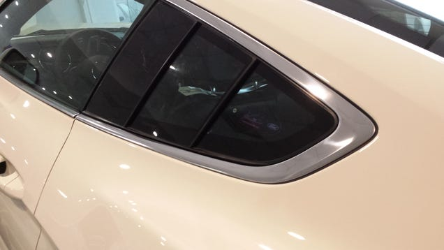 These Mustang 2015 Windows