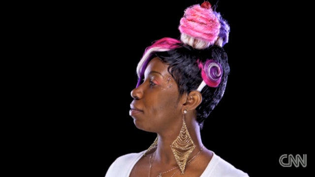 A Cupcake Coif & Other Daring 'Dos From The Huge Hair Show
