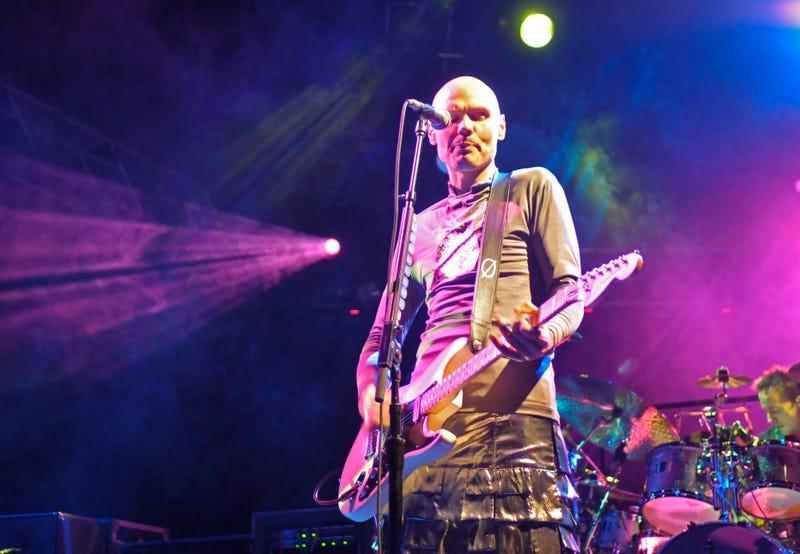 'Egomaniac' Billy Corgan Says He's Sick of Radiohead's 'Pomposity'
