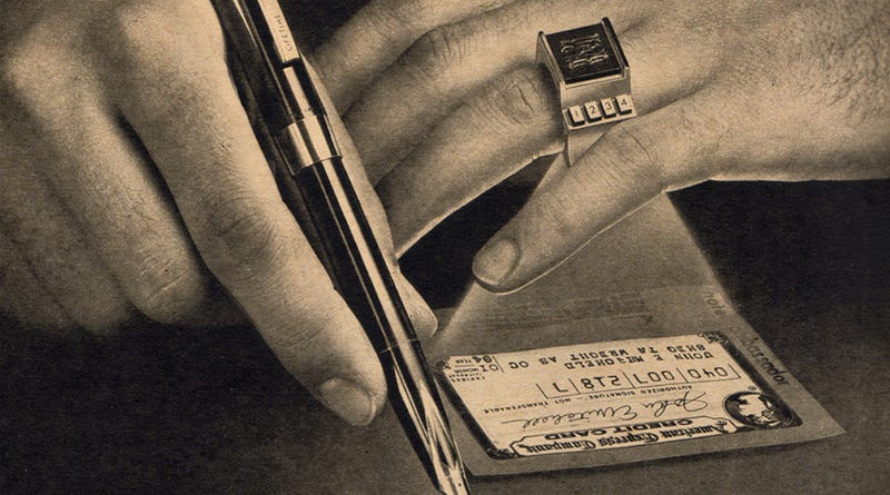 The Privacy Dangers of a Cashless Society Were Clear Over 40 Years Ago