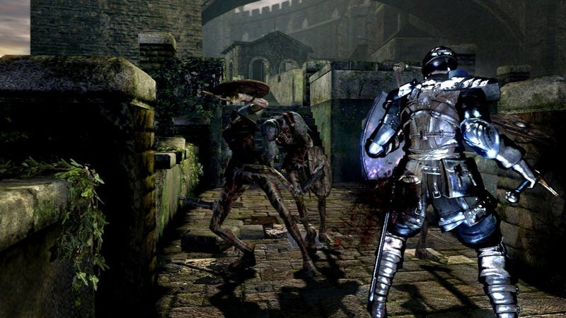 Dark Souls Made Even Harder by Online Freezing